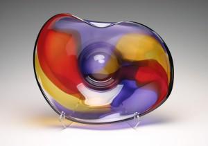 Wave Bowl - Rick Nicholson